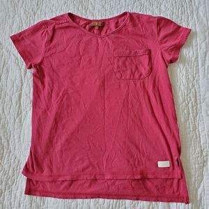 7 for all mankind t-shirt girls size Medium